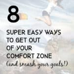 happy woman-get out of your comfort zone