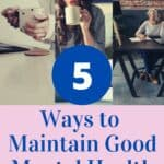 women working-5 ways to maintain mental health