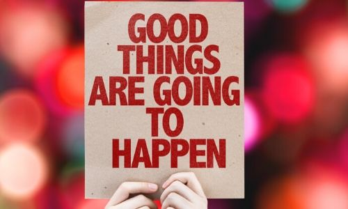 good things are going to happen quote-how to deal with stress