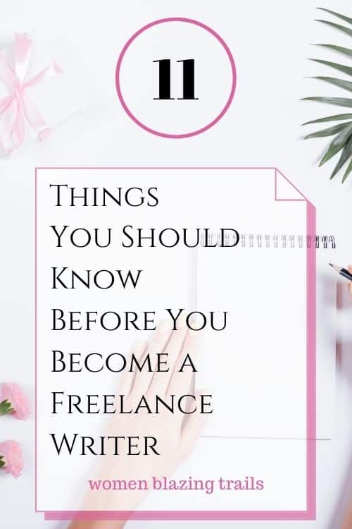 How to become a freelance writer-11 things you should know