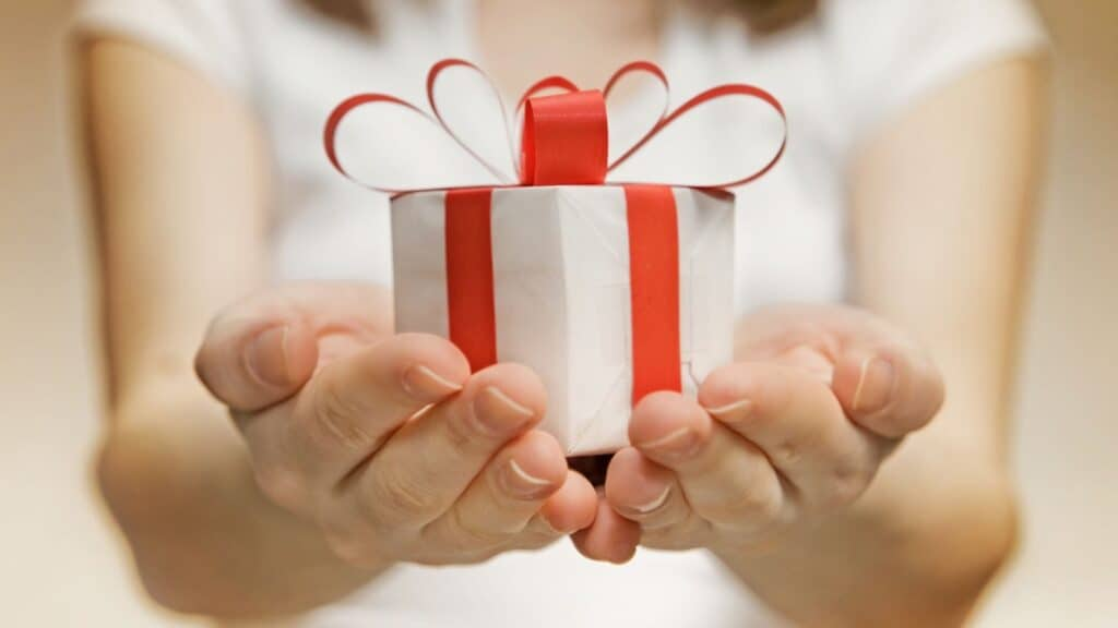 Christmas gift for bloggers