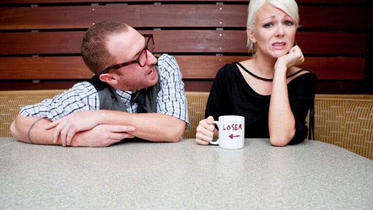 Why Dating in Your 50's is Stressful, Exhausting and Pathetic