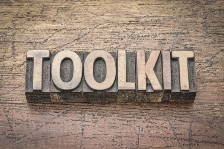 toolkit text-blog post on how to use your skilss