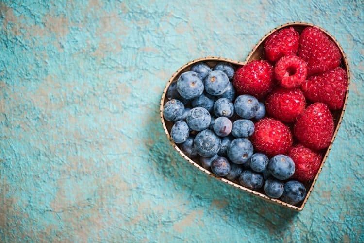 bowl of berries-ways to feel good blog