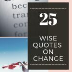 wise quotes on change pinterest pin